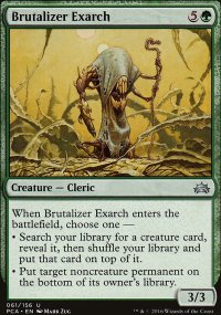 Brutalizer Exarch - Planechase Anthology decks
