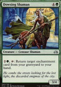 Dowsing Shaman - Planechase Anthology decks