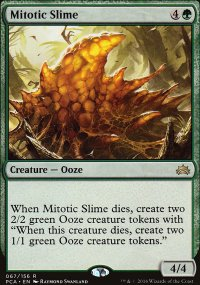 Mitotic Slime - Planechase Anthology decks
