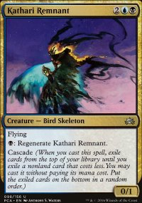 Kathari Remnant - Planechase Anthology decks