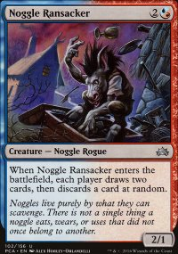 Noggle Ransacker - Planechase Anthology decks