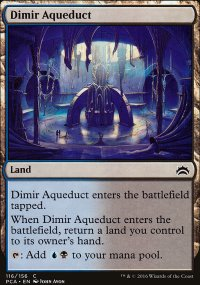 Dimir Aqueduct - Planechase Anthology decks