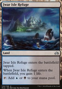 Jwar Isle Refuge - Planechase Anthology decks