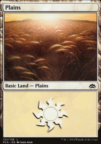 Plains 1 - Planechase Anthology decks
