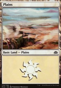Plains 3 - Planechase Anthology decks