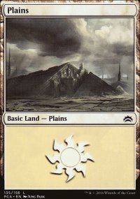 Plains 4 - Planechase Anthology decks