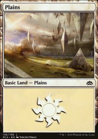 Plains 5 - Planechase Anthology decks