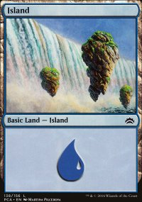 Island 2 - Planechase Anthology decks