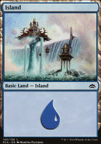 Island 4 - Planechase Anthology decks