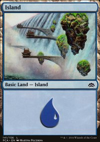 Island 5 - Planechase Anthology decks