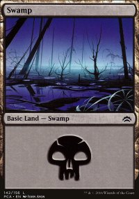 Swamp 1 - Planechase Anthology decks