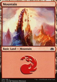 Mountain 4 - Planechase Anthology decks