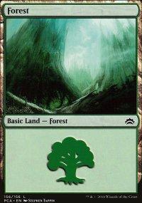 Forest 6 - Planechase Anthology decks