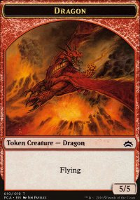 Dragon - Planechase Anthology decks