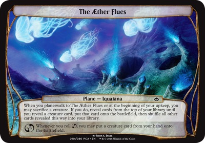The Aether Flues - Planechase Anthology