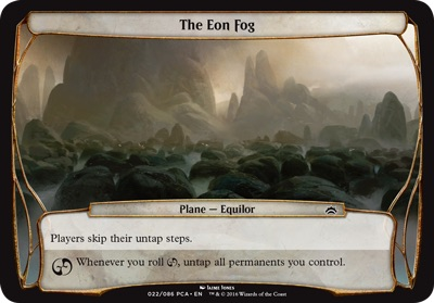 The Eon Fog - Planechase Anthology