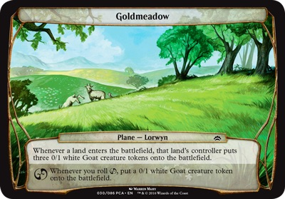 Goldmeadow - Planechase Anthology