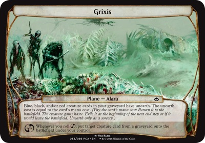 Grixis - Planechase Anthology