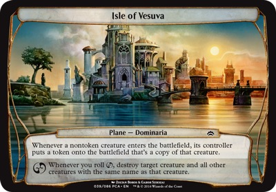 Isle of Vesuva - Planechase Anthology