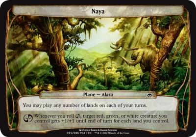 Naya - Planechase Anthology