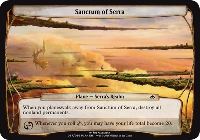 Sanctum of Serra - Planechase Anthology