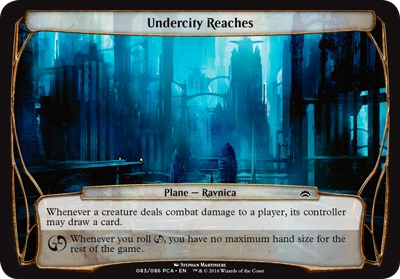 Undercity Reaches - Planechase Anthology