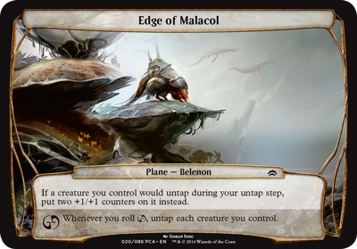 Edge of Malacol - Planechase Anthology