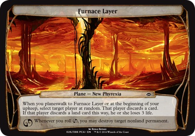 Furnace Layer - Planechase Anthology
