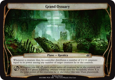 Grand Ossuary - Planechase Anthology