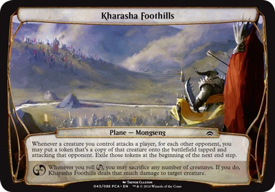 Kharasha Foothills - Planechase Anthology