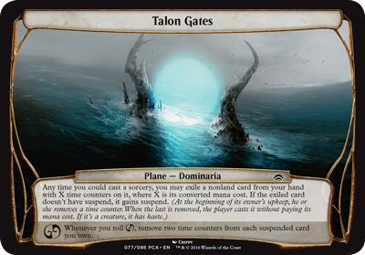 Talon Gates - Planechase Anthology