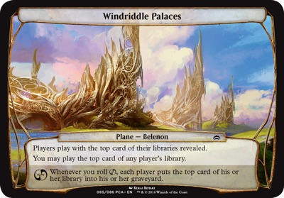 Windriddle Palaces - Planechase Anthology
