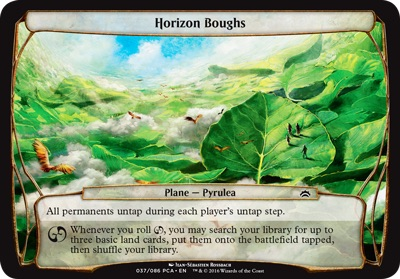Horizon Boughs - Planechase Anthology
