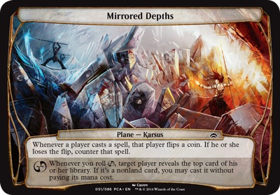 Mirrored Depths - Planechase Anthology
