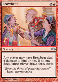 Browbeat - Planechase decks