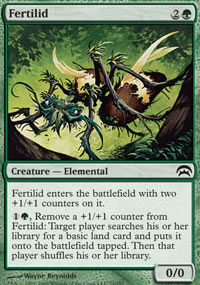 Fertilid - Planechase decks