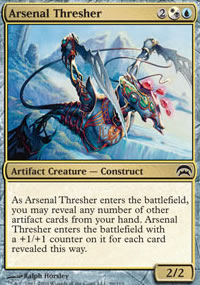 Arsenal Thresher - Planechase decks