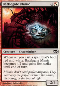 Battlegate Mimic - Planechase decks