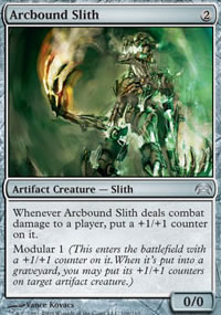 Arcbound Slith - Planechase decks