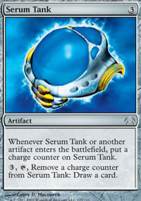 Serum Tank - Planechase decks