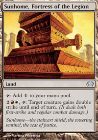 Sunhome, Fortress of the Legion - Planechase decks