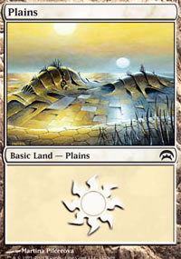 Plains 1 - Planechase decks