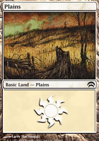 Plains 2 - Planechase decks