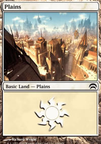 Plains 3 - Planechase decks
