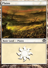 Plains 4 - Planechase decks