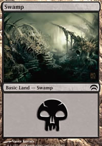 Swamp 2 - Planechase decks