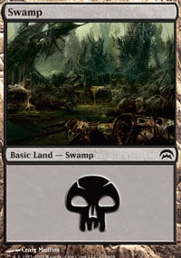 Swamp 3 - Planechase decks