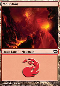 Mountain 2 - Planechase decks