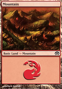 Mountain 8 - Planechase decks