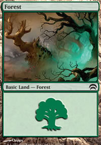 Forest 3 - Planechase decks